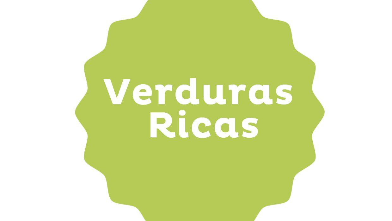 Verduras Ricas